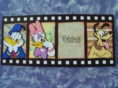 Carol's Cards: Disney with cricut