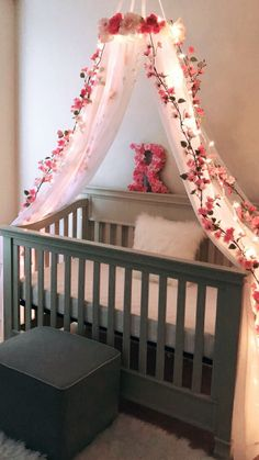 Ideas for Baby Girl Nursery Walls . Ideas for Baby Girl Nursery Walls .