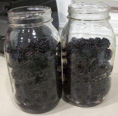 Homemade Blackberry Vodka Recipe - The Coupon Project Homemade Alcohol, Homemade Liquor, Blackberry Vodka Recipes, Wine And Liquor, Liquor Drinks, Bourbon Drinks, Ale Recipe, Watermelon Vodka, Brewing Recipes