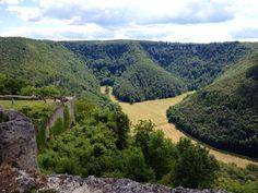 Get into Nature at Bad Urach Waterfall and the Hohenurach Ruins