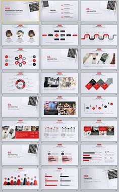 24+ Charts Creative PowerPoint template