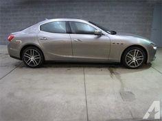 2015 Maserati Ghibli S Q4 Price On Request