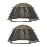 Wenzel Smartshade 10 X 10 Screen Walls Fits 10 X 10 Wenzel Smartshade Canopy Walmart Com House Tent Tent Screen Tent