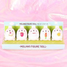 Picnic Molang Figure Set | Pixie ♥