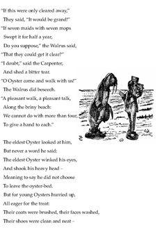 the walrus and the carpenter pdf