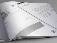 Diseño de marca y manual de identidad corporativa Nexpoin - Como Peces en el Agua