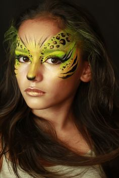 cool face painting for adults - Szukaj w Google