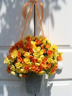 Wreath, summer