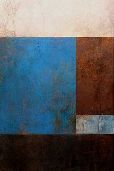 Rebecca Crowell, Solstice 2008, oil and wax on panel