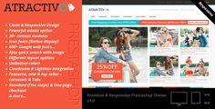 atractivo - Premium & Responsive Prestashop Theme http://templates.jrstudioweb.com/