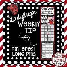 PINTEREST TIP: How To Make LONG Pins on Pinterest