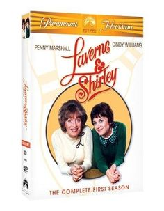 Laverne & Shirley (1976–1983) The misadventures of two single women in the 1950's and '60's.