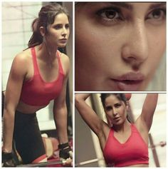 When it relates to simple fitness routines, you do not necessarily have to venture to a health club to obtain the full effects of exercising. It is possible to tone, shape, and transform your entire body in a few simple steps. Used fitness equipment. Katrina Kaif Wallpapers, Katrina Kaif Images, Katrina Kaif Hot Pics, Katrina Kaif Photo, Sonam Kapoor, Deepika Padukone, Katrina Kaif Navel, Bollywood Actors, Bollywood Outfits