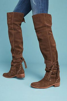 6c4b0101dbefce See by Chloe Suede Over-The-Knee Boots