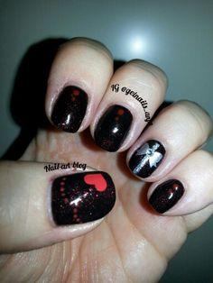 IBD #GarterYourHeart Nail Art 2014, Gel Polish, Nail Colors, Nails, Beauty, Beautiful, Finger Nails, Ongles, Gel Nail Varnish