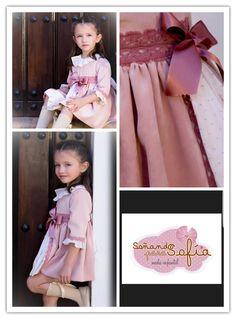 Ya podemos ver completa y con detalle está preciosa colección Roses de Baja Costura... Modelazo de vuelo que tendremos disponible en Soñando para Sofía... Tejido y combinaciones de ensueño para nuestras princesas 😌😌😌😌