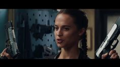 TOMB RAIDER - New Trailer 2018