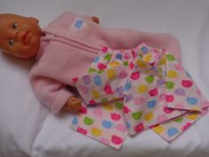 Dolls Clothes Pyjamas & Sack 36 to 38cm My First Baby Annabell £10.99