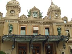 Casino of Monte Carlo, French Riviera, France by www.yourguideboba.com
