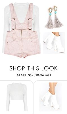 """Untitled #1259"" by telletubbies ❤ liked on Polyvore featuring Public Desire"