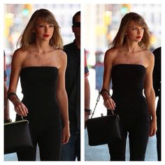 Taylor looking flawless in NYC