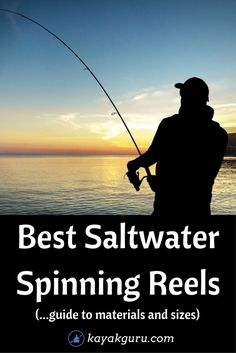 successful saltwater spinning fishing heading prefer reels enjoy water guide right pick reel best will Best Saltwater Spinning Reels Heading out to sea Prefer spinning reels This guide will help youYou can find Saltwater fishing and more on our website Crappie Fishing, Sea Fishing, Carp Fishing, Kayak Fishing, Fishing Reels, Fishing Tips, Women Fishing, Fishing Videos, Halibut Fishing