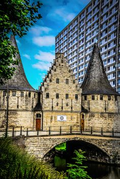 Rabot Gate - Ghent Belgium | Flickr - Photo Sharing!