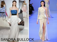 Birds of a feather flock together: OSCARS 2014 - My dress suggestions // Giambattista Valli + Elie Saab