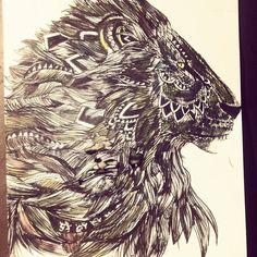 Aztec Lion (2014)