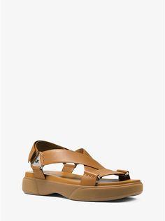 d513c61ce Milo Leather Sport Sandal Sport Sandals, Strap Sandals, Black 13, Smooth  Leather,