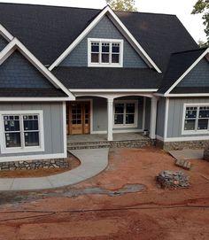 65 Beautiful Lake House Exterior Design Ideas