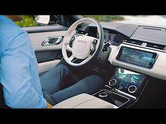 The New Range Rover Velar – Design and Technology
