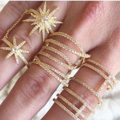 Which beautiful ring would you choose? Stylish and affordable! rn