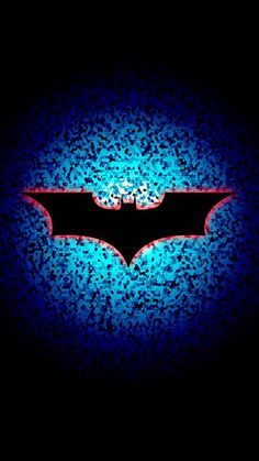 Super cool Batman logo
