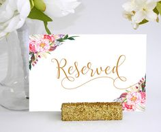 SALE 70% Reserved printable sign wedding by PrintableMemoriesCo