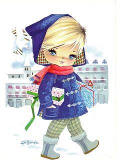 Christmas Shopping    By Gallarda