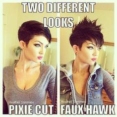 Perfect Pixie Cut! - Joanne Carls