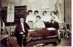 Cecilia Grierson: la primera médica Argentina que además colaboró en la primera cesárea que se realizó en 1892 #Rodocrosita #Argentina #Joyería #MelinaJoyería #Andalgalá #BsAs