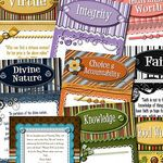 Oodles and ooldes of LDS printables! YW, Primary, RS
