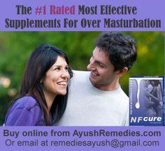 Herbal Supplement for Over Masturbation
