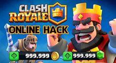 Clash Royale Hack Tool Generator Online