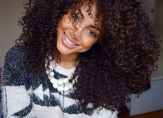 Natural Curls