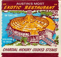 Matchbook Art, Austin
