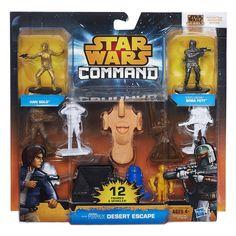 Amazon.com: Star Wars Command Desert Escape Set: Toys & Games