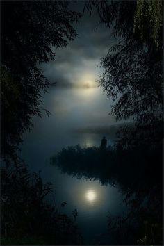 Stillness and peace