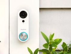 DIY home security system provider SimpliSafe announced the launch of SimpliSafe Video Doorbell Pro. This newest product can function as a stand-alone device or Security Surveillance, Security Alarm, Safety And Security, Security Camera, Smart Home Security, Wireless Home Security Systems, Alarm Companies, Home Gadgets, Home Automation