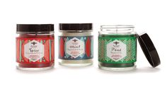 Holiday Apothecary Glass - Seconds 30% OFF!