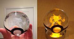 Culture: Gorgeous Crystal Pokeballs | G33k-HQ
