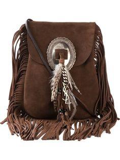 Saint Laurent 'anita' Shoulder Bag - Jofré - Farfetch.com