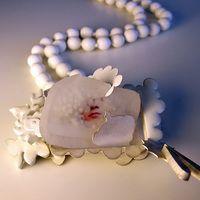 Bety K. Majernikova, art, necklace